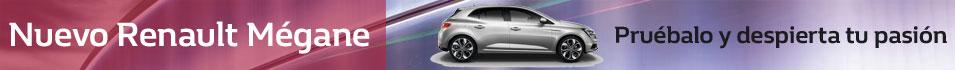 Megabanner Renault Automovilismo